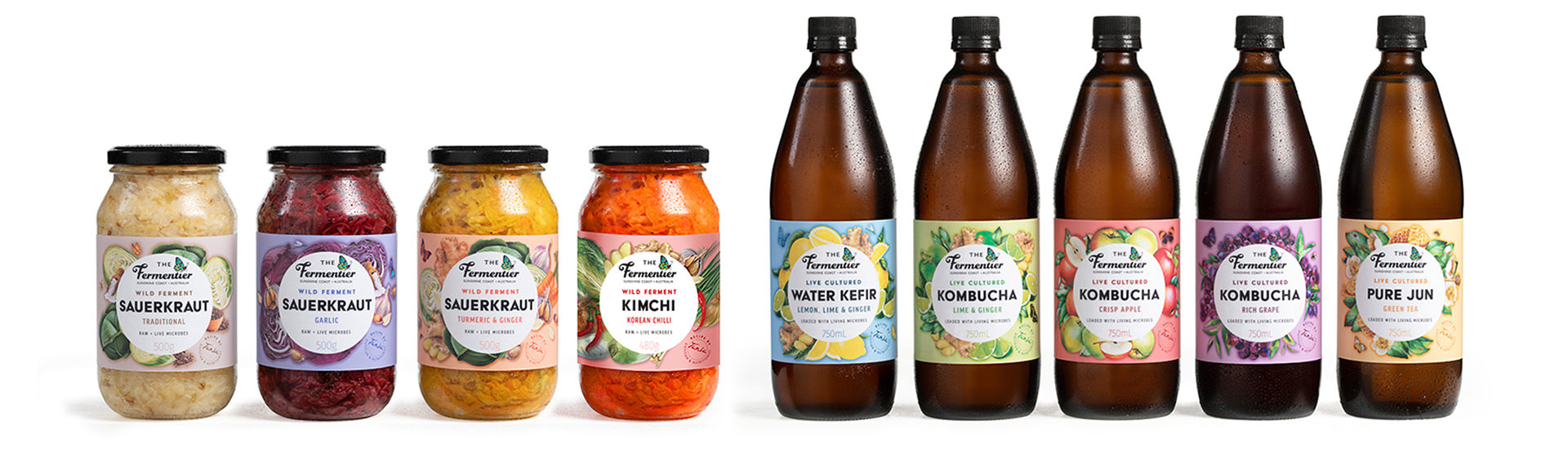The-Fermentier-jars-bottles-products