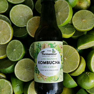 fermented-drinks-lime-kombucha